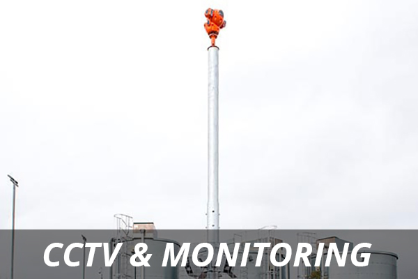 CCTV Monitoring Security Services