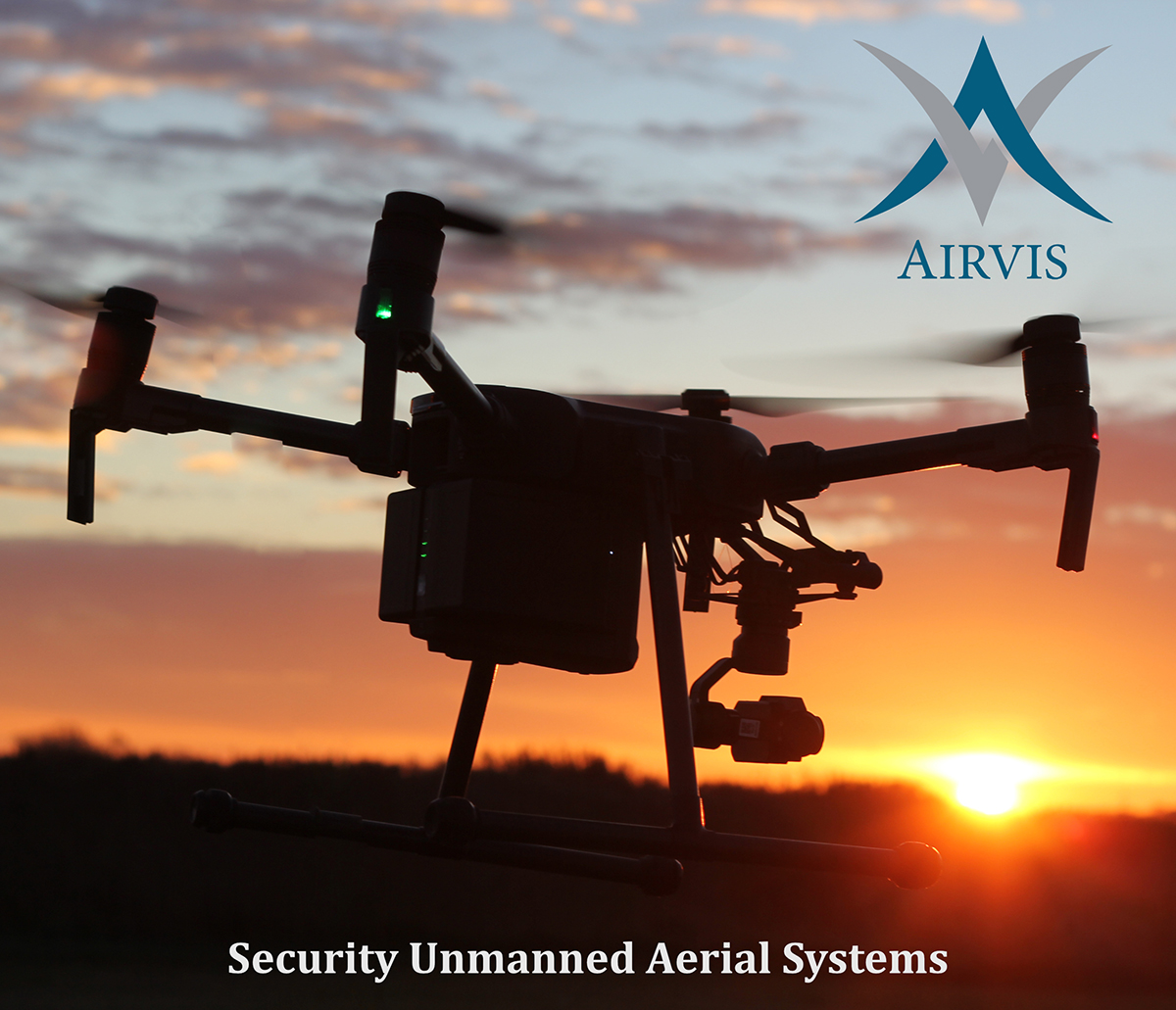Proactive Aerial Security Patrols